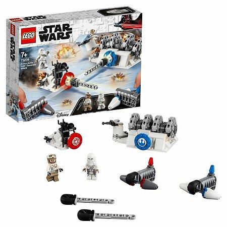 Конструктор LEGO Star Wars Разрушение генераторов на Хоте 75239