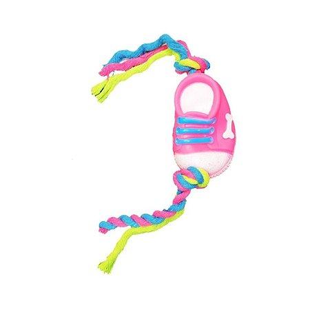 Игрушка для собак Uniglodis Ботинок розовый Uniglodis