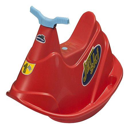 Качалка PalPlay Водный мотоцикл Красная 331