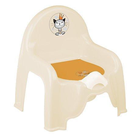 Горшок-стульчик IDEA Кошки М 2596