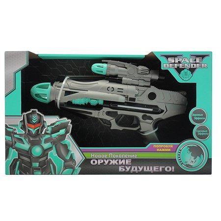 Космический пистолет Space Defender 33 см (музыка,свет)