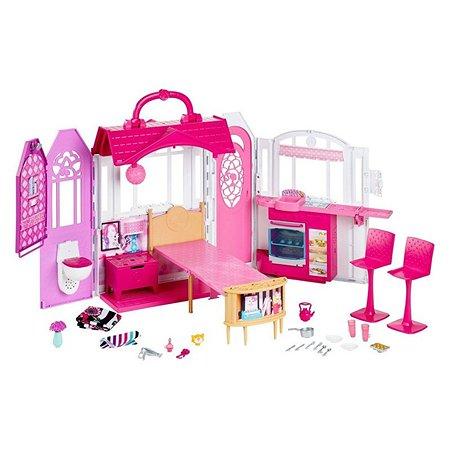 Домик Barbie со звуковыми эффектами