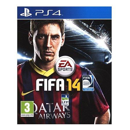 Игра Electronic Arts Fifa 14 PS4 (русская документация)