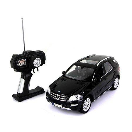 Машинка р/у Mobicaro Mercedes ML (черная) 1:14  34 см
