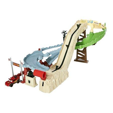 Автотрек Mattel с машиной  серии RS-500