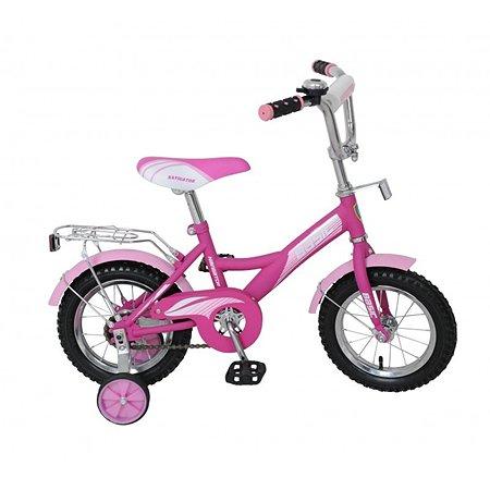"""Велосипед Navigator Basic KITE 12"""" фиолетово-розовый"""