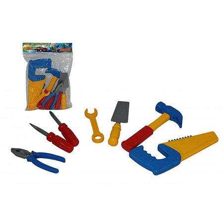 Набор инструментов Полесье №7 (в пакете)