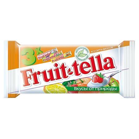 Жевательная конфета Фруттелла Ассорти 3x42.5г