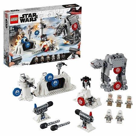 Конструктор LEGO Star Wars Защита базы Эхо 75241
