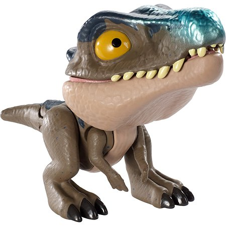 Фигурка Jurassic World Цепляющийся мини-динозаврик Мозазавр GJR06