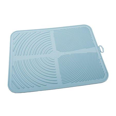 Коврик для туалета Lilli Pet Carpet М Голубой 20-5390