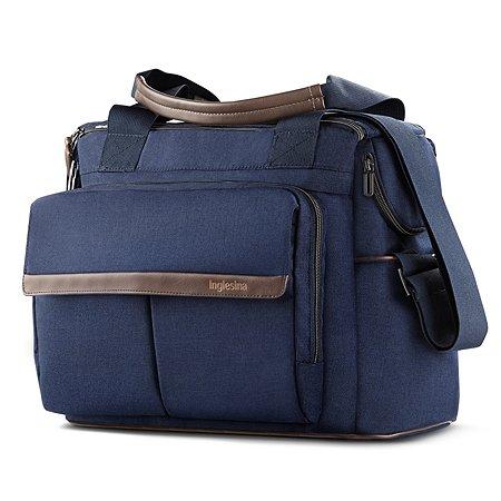 Сумка для коляски Inglesina Dual bag College Blue