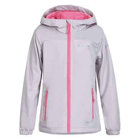 Куртка Icepeak светло-серая
