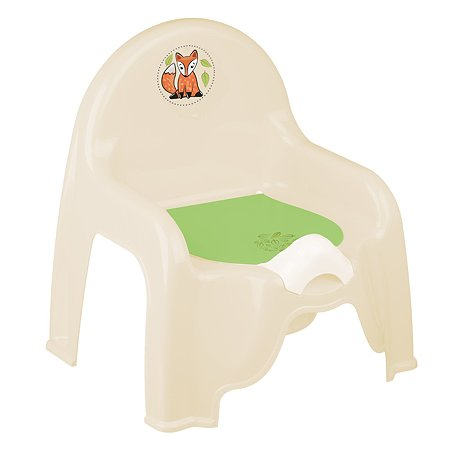 Горшок-стульчик IDEA Лисы М 2596