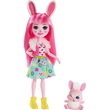 Набор Enchantimals кукла Бри Кроля и Твист FXM73