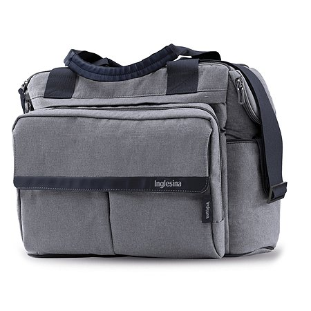 Сумка для коляски Inglesina Dual bag Niagara Blue Melange