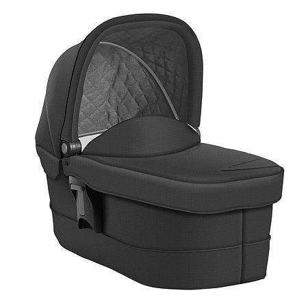 Люлька для коляски Graco Evo Luxury Black Grey