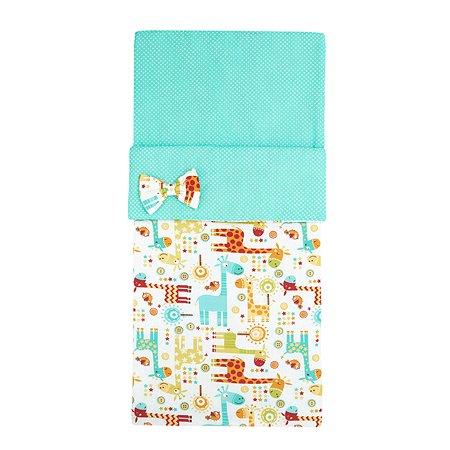 Одеяло-спальный мешок AMARO BABY Strong dreams Африка ABDM-32MS-G