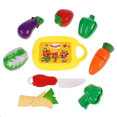 Набор Играем вместе Овощи 9предметов 295579