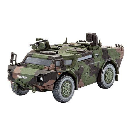 Модель сборная Revell Дозорная машина Fennek