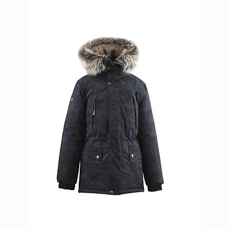 Куртка karl Kerry чёрная