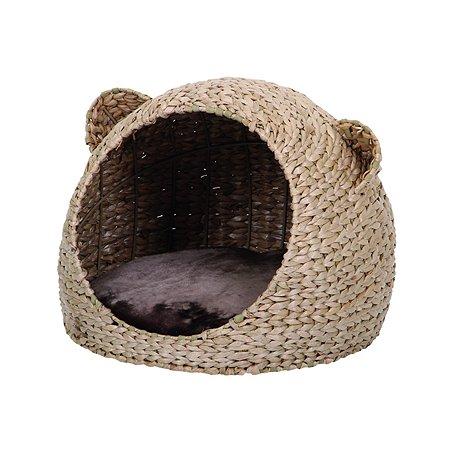 Домик для кошек Nobby Takla Светло-коричневый