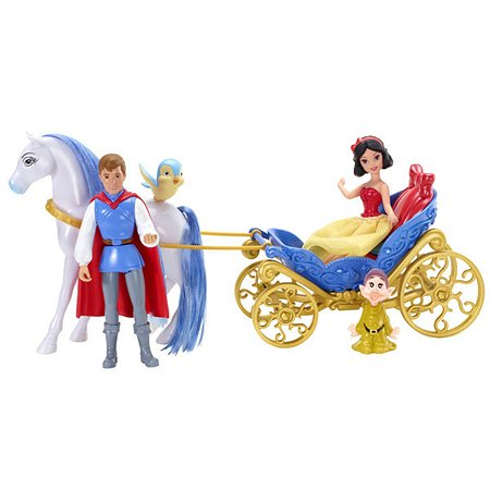Набор Disney Princess с мини-куклой Disney в ассортименте