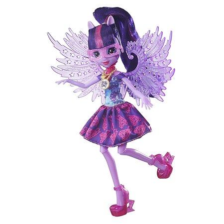 Кукла MLP Equestria Girls серия Летний лагерь Твайлайт Спаркл