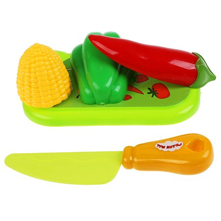 Набор Играем вместе Овощи 5предметов 295761