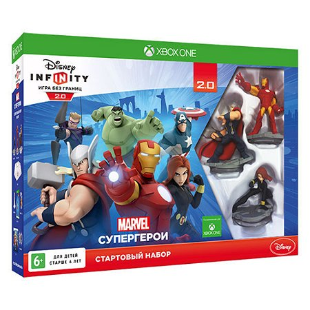Стартовый набор Disney Interactive Studios 2.0 Marvel  XOne