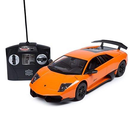 Машинка на радиоуправлении Mobicaro Lamborghini LP670 1:14 34 см Оранжевая