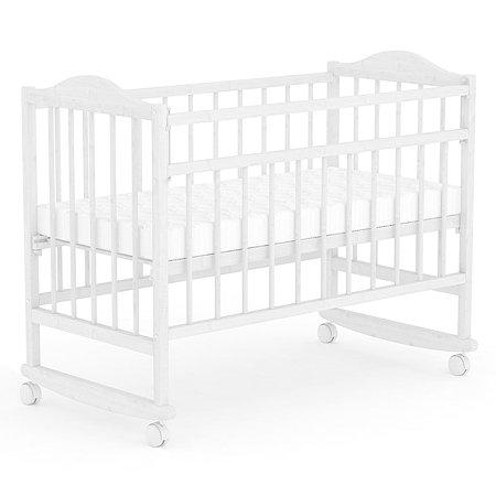 Кровать детская Фея 204 Белый 0005512-03
