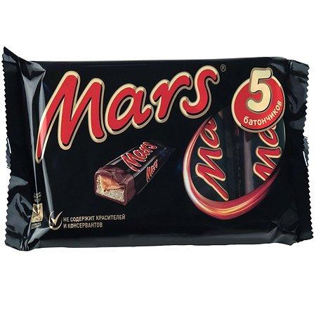 Батончик шоколадный MARS 5*40.5г