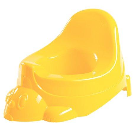 Горшок Пластишка Желтый 431326106