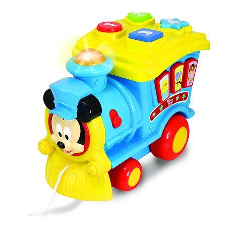 Игрушка-каталка Disney Паровозик Микки и Друзья