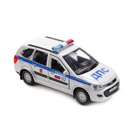 Машина Технопарк LADA KALINA CROSS Полиция