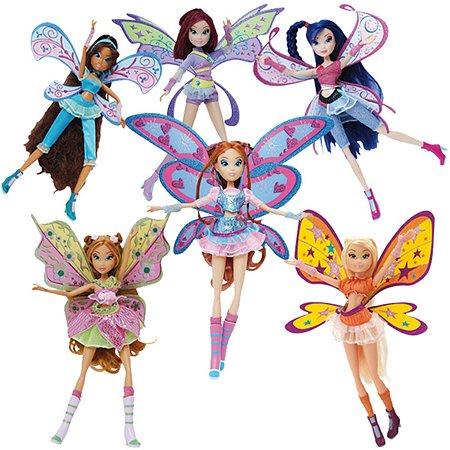 Кукла Winx Club Беливикс в ассортименте