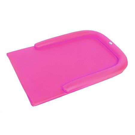 Доска пеленальная Фея Подкова розовая