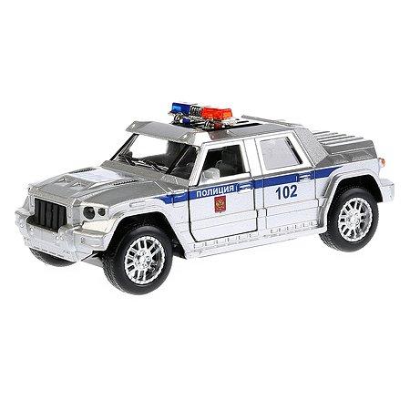 Бронемашина Технопарк Полиция инерционная 259351