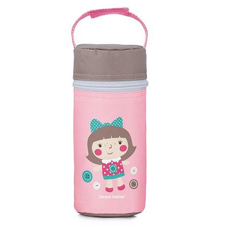 Термосумка для бутылочек Canpol Babies Toys Розовый