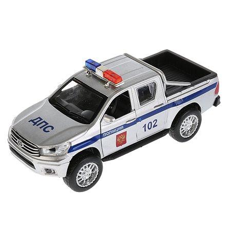 Машина Технопарк Toyota Hilux Полиция 259349