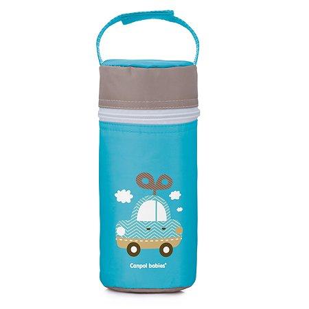 Термосумка для бутылочек Canpol Babies Toys Голубой