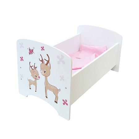 Кровать PAREMO Мимими Крошка Зуи PFD120-94