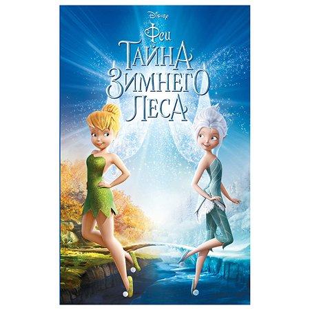 Книга Эксмо Феи Тайна Зимнего леса выпуск 4
