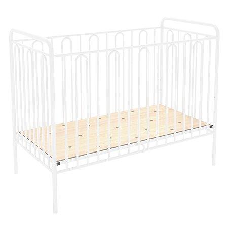 Кровать Polini kids Vintage 110 Белый
