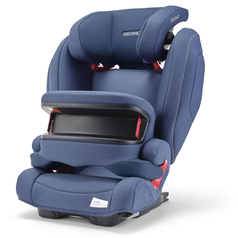 Автокресло Recaro Monza Nova IS Prime Sky Blue 00088008320050