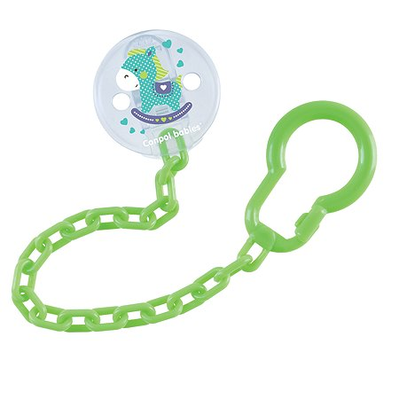 Клипса для пустышек Canpol Babies Toys Зеленый