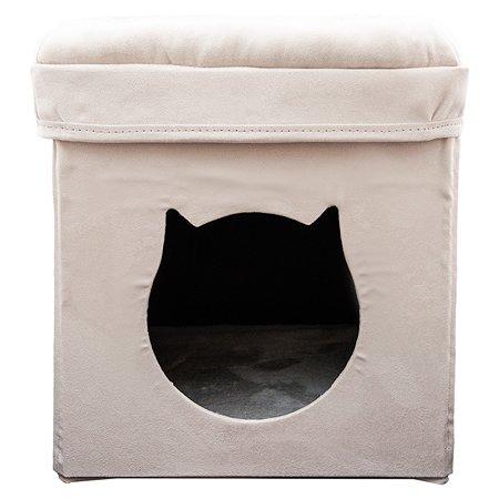 Домик для кошек Nobby Mara Бежевый
