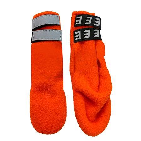 Ботинки для собак ICEPEAK PET L Оранжевый 470751106B450L