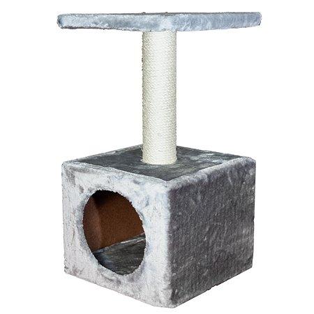 Площадка игровая для кошек Nobby Como Серая